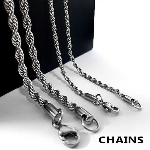 Chains Button