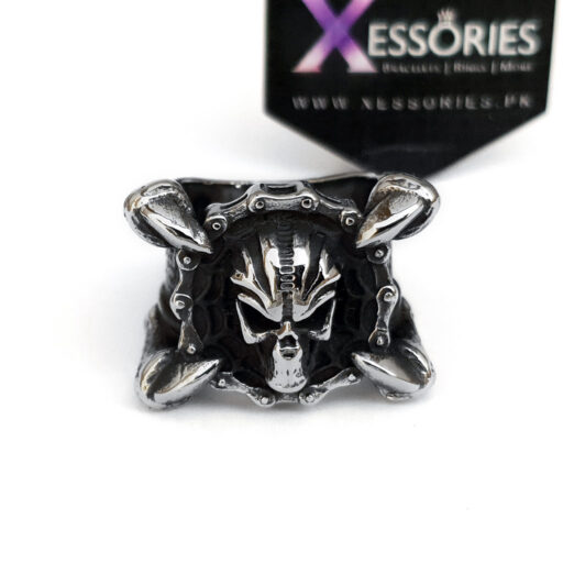 The Claw - Biker Ring in Pakistan by xessories.pk in stainless steel