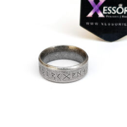 rune ring in pakistan by xessories xessories.pk in stainless steel