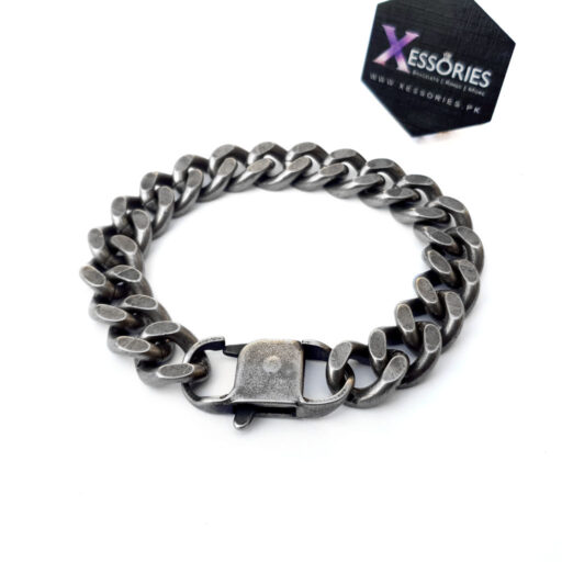Vintage Viking Cuban Bracelet - 12mm buy online in Pakistan
